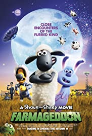 A Shaun the Sheep Movie: Farmageddon soundtrack