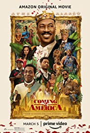 Coming 2 America soundtrack