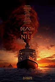 Death on the Nile soundtrack
