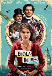 Enola Holmes film müziği