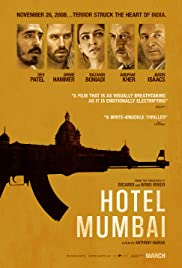 Hotel Mumbai soundtrack