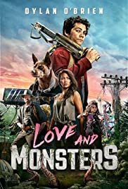Coloana sonoră Love and Monsters
