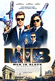 Men in Black:International soundtrack