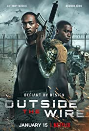 Outside the Wire Soundtrack
