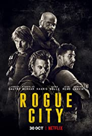 Rogue City soundtrack