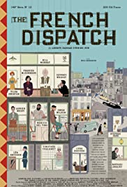 The French Dispatch саундтреки