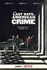 La bande sonore de The Last Days of American Crime