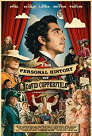 The Personal History of David Copperfield soundtrack