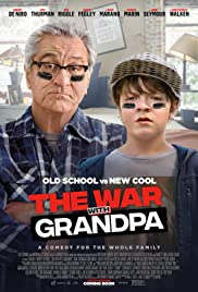 Coloana sonoră The War with Grandpa