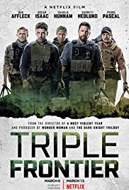 Triple Frontier soundtrack